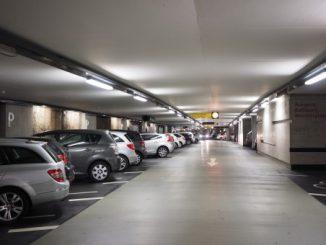 parking gare de roissy